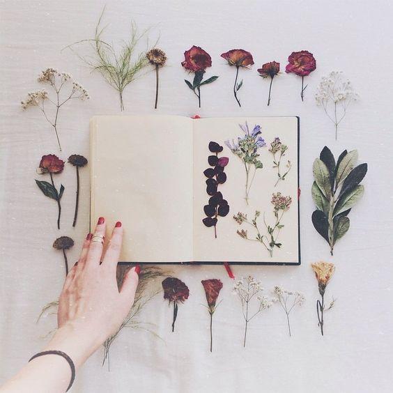 การทับดอกไม้
